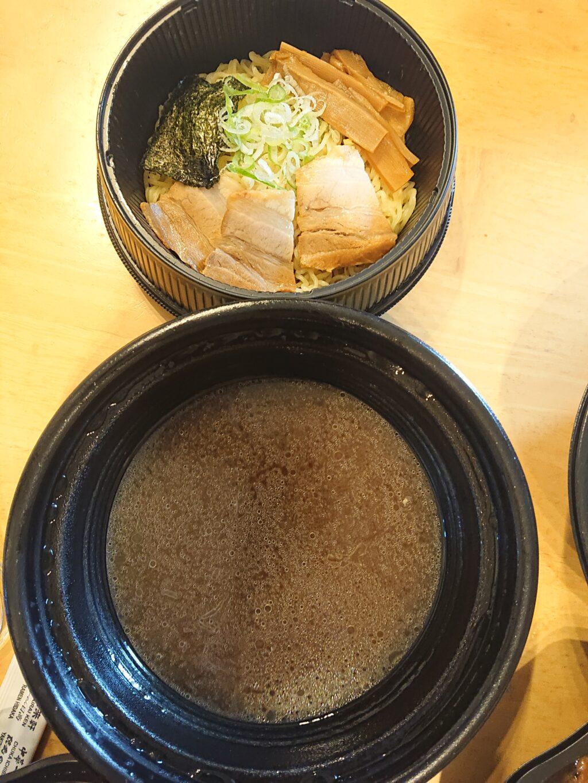 ラーメン+餃子のラーメン