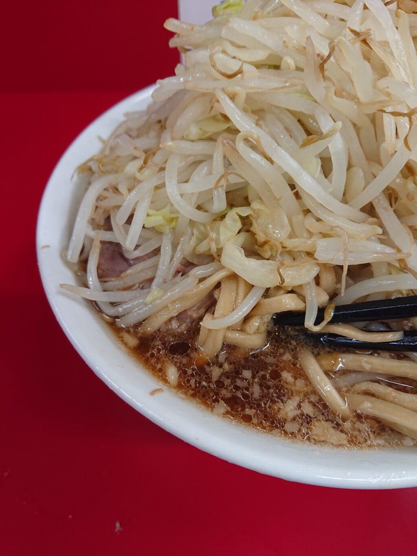 神田神保町二郎 非乳化のスープ