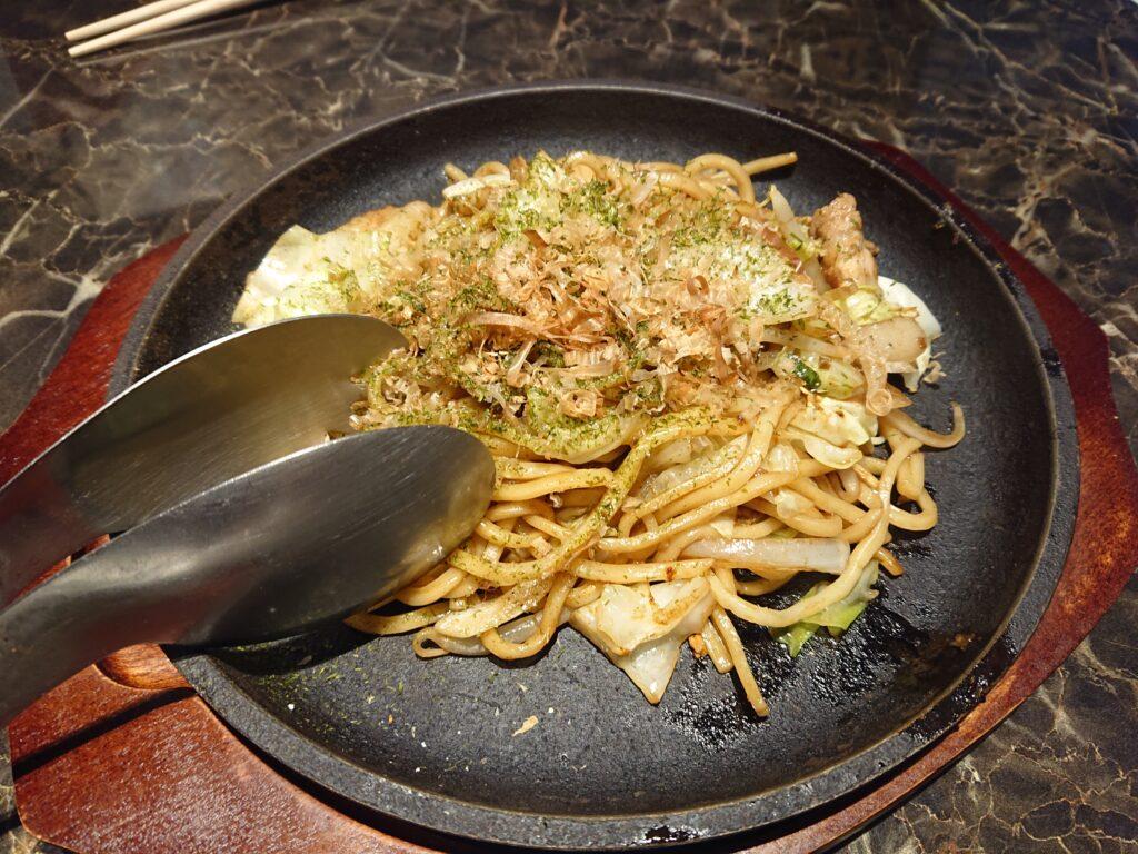 華 千房 恵比寿ガーデンプレイス支店 (はなちぼう) 麺