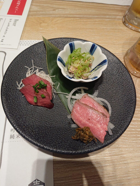 東京コトブキ 虎ノ門 (【旧店名】肉のコトブキ) コース1