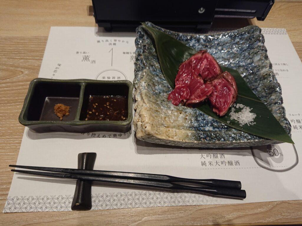 東京コトブキ 虎ノ門 (【旧店名】肉のコトブキ) コースのメインのお肉