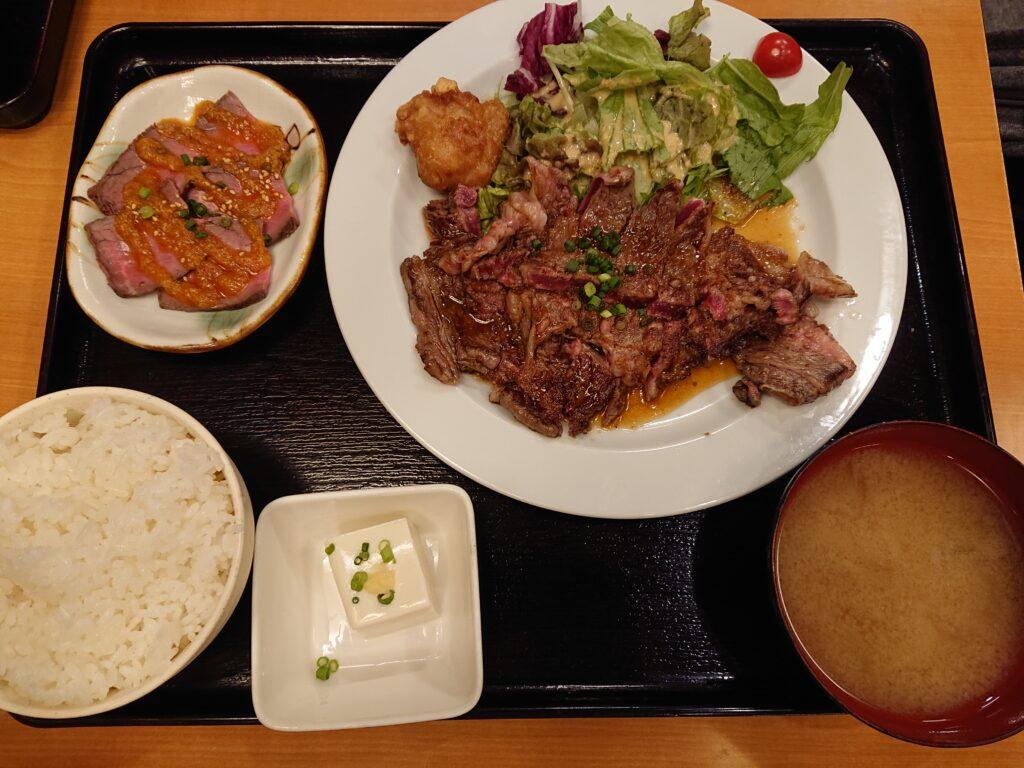 満腹定食 1,300円