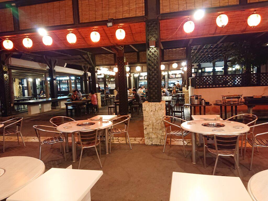 琉球の風 南風屋台村 店内の雰囲気1
