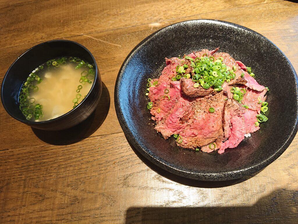 国産黒毛牛ステーキセット