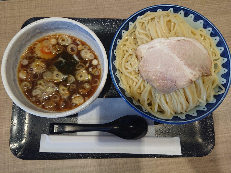 羽田大勝軒@もりそば(大盛) 990円