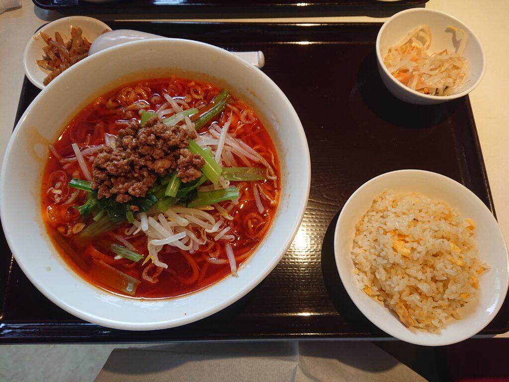 マーラータン麺 800円
