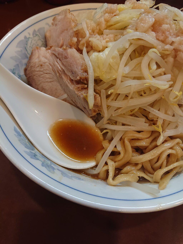 らーめん 陸 (りく) ラーメンのスープ
