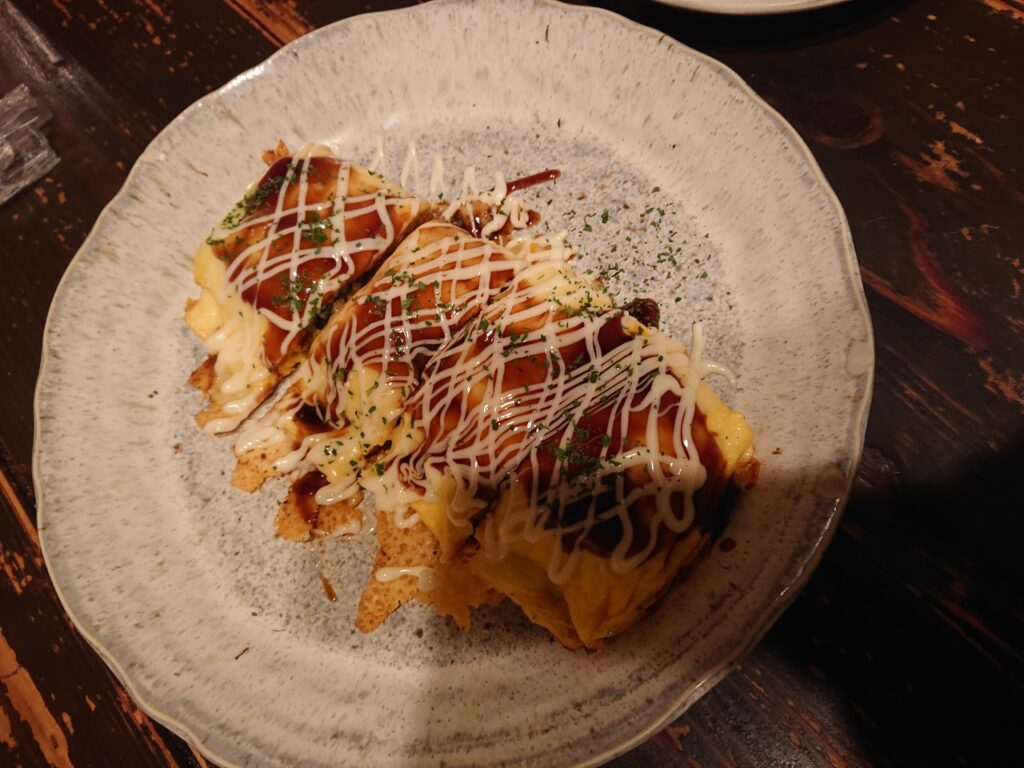 MARUYOSHI 赤坂店 (マルヨシ) とん平焼き