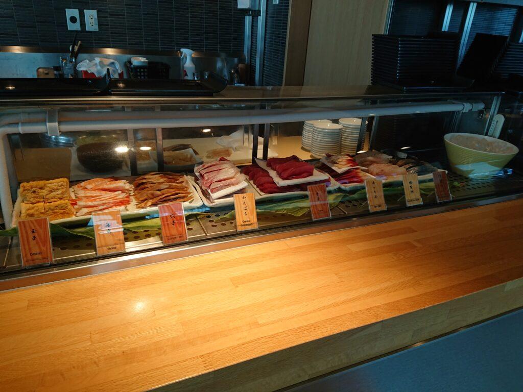 お寿司のネタ