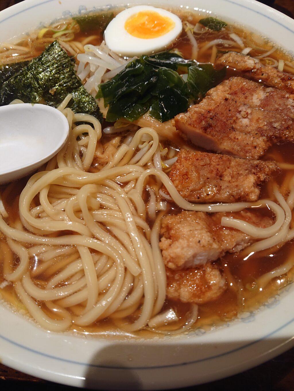 ラーメン大将@御成門 大将麺の麺