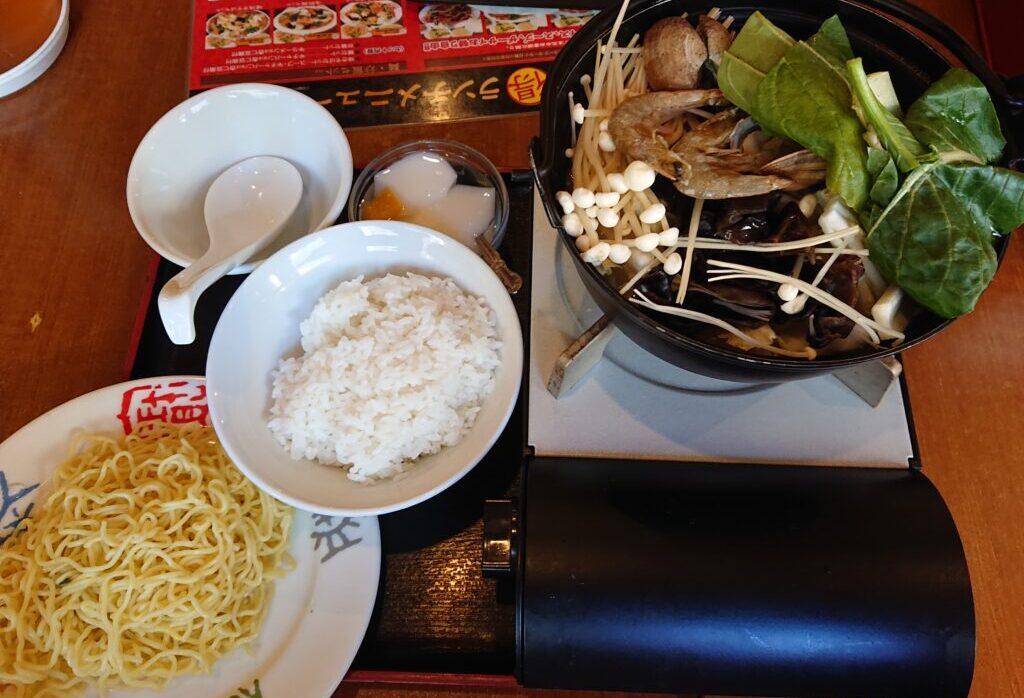 南国亭特製福建 燜麺(モンメン)