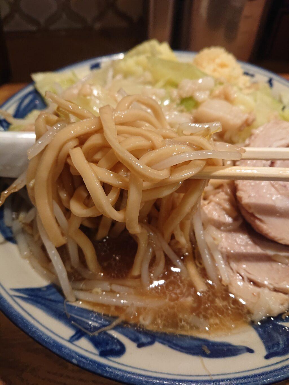 麺屋ぬかじ@渋谷 ぬかじ郎の麺