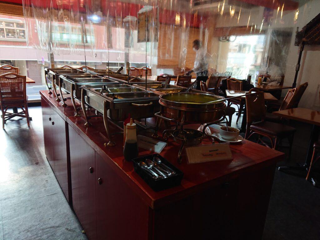 ニルワナム 神谷町店 (Nirvanam) 店内の雰囲気