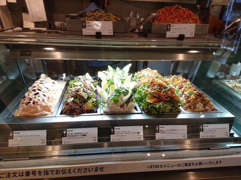 パリヤ 青山店 (PARIYA) デリカッセン1
